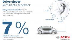 Bosch active gas pedal: così guideremo più sicuri e risparmieremo benzina - Immagine: 2
