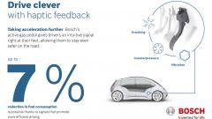 Bosch active gas pedal: così guideremo più sicuri e risparmieremo benzina - Immagine: 3