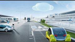 Bosch, l'auto del futuro sarà elettrica, autonoma, soprattutto connessa