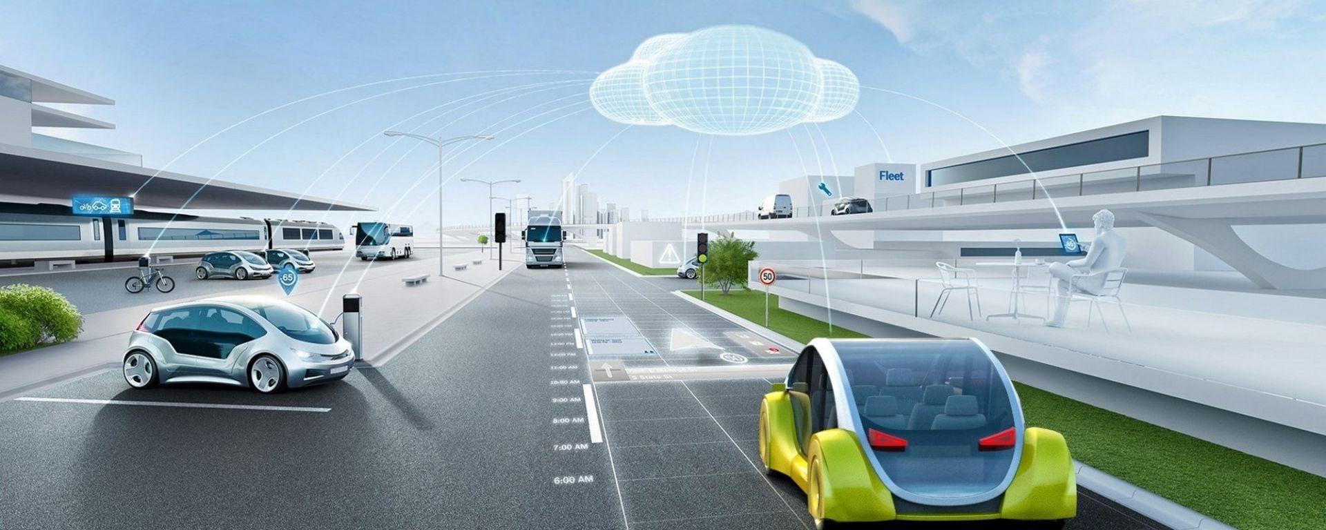 Bosch, come sarà la mobilità del futuro