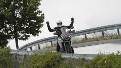 Bosch, Ducati Multistrada 1200 Enduro Vehicle Hold Control