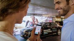 Bosch e Daimler: il parcheggio autonomo si comanda con lo smartphone