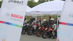 Bosch e la moto del futuro