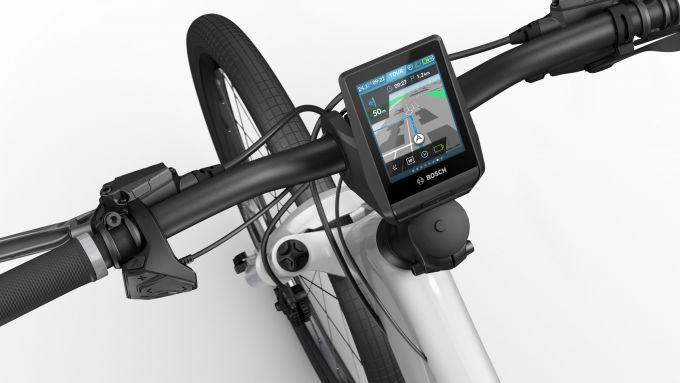Bosch eBike Systems: il nuovo ciclocomputer Nyon