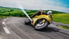Bosch: addio alle scivolate grazie ad un sistema ad aria compressa