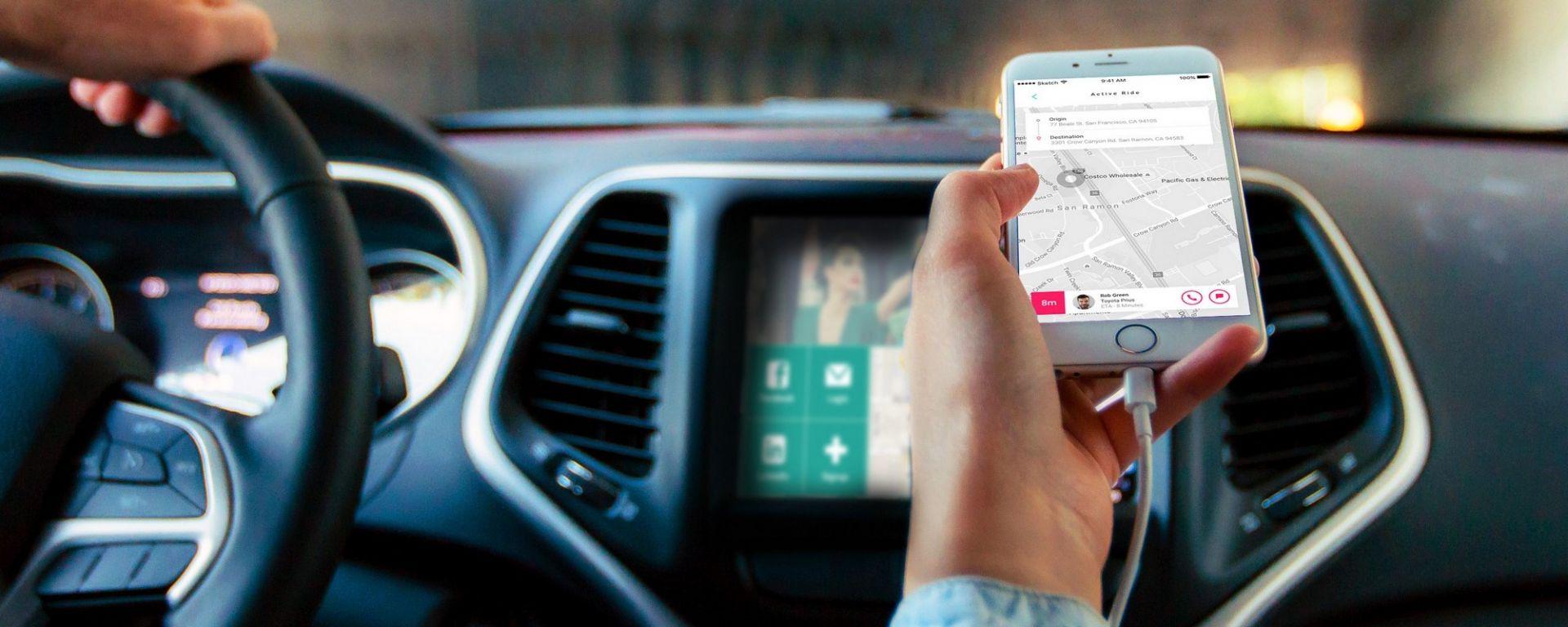 Bosch entra nel business del ride sharing. Acquistando Splitting Fares