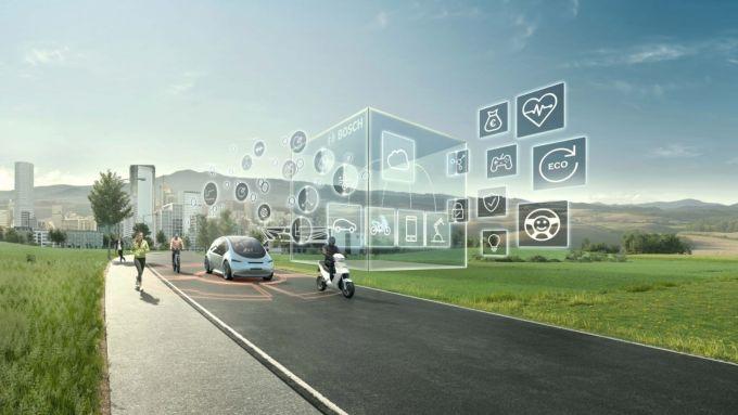 Bosch: focus sulla mobilità sostenibile