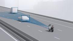 Bosch guida autonoma moto