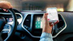 Bosch, l'app SPLT per il car pooling aziendale