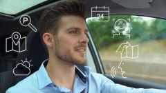 Bosch: l'assistente vocale si trasforma in passeggero - Immagine: 1
