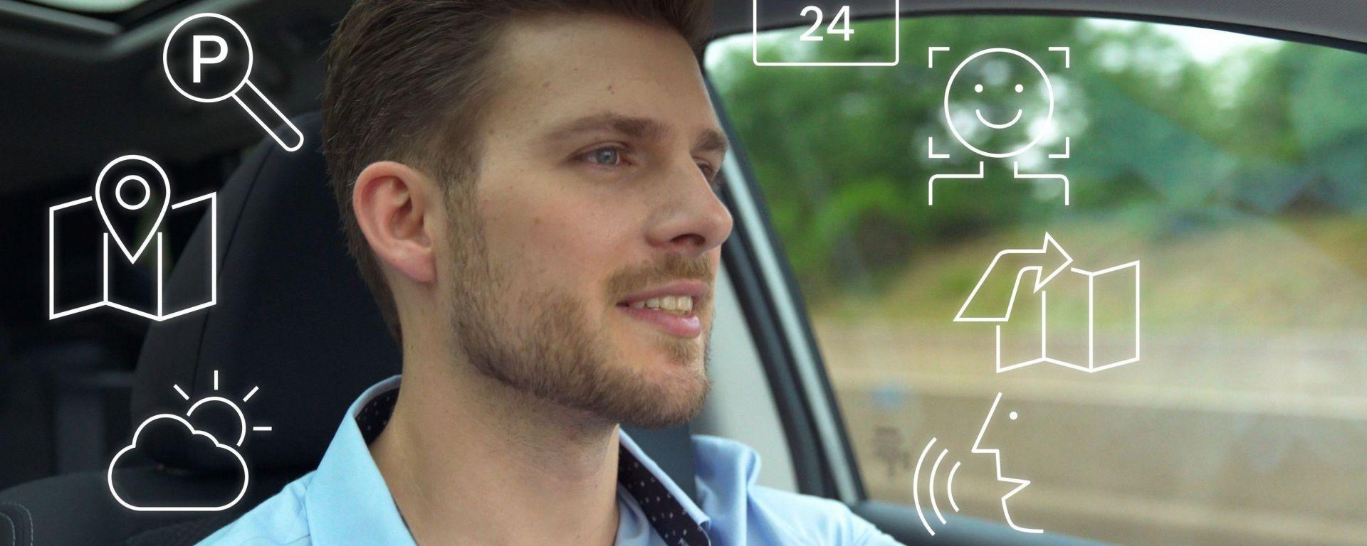 Bosch: l'assistente vocale si trasforma in passeggero
