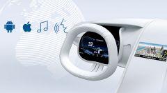 Bosch: l'assistente vocale si trasforma in passeggero - Immagine: 3