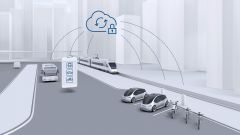 Bosch, il futuro dell'auto è nella connettività - Immagine: 16