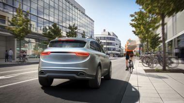 Bosch Lidar, utile in autostrada ma anche in città