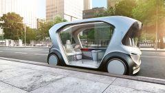 Bosch: al CES 2019 lo shuttle del futuro elettrico a guida autonoma