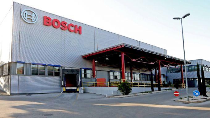 Bosch, lo stabilimento di Bari