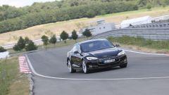 Bosch Mobility Experience: una Tesla modificata gira da sola in pista