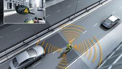 Bosch: moto e auto del futuro si parleranno via wireless