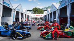 Bosch nuovo partnership del campionato ABB FIA Formula E