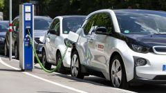 Bosch per l'auto elettrica...