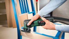Bosch PMF: asportazione della vernice