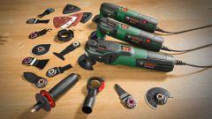 Bosch PMF: gli accessori ad attacco rapido