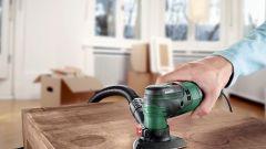 Bosch PMF: leviga il legno