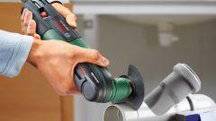 Bosch PMF: taglio di tubature idrauliche