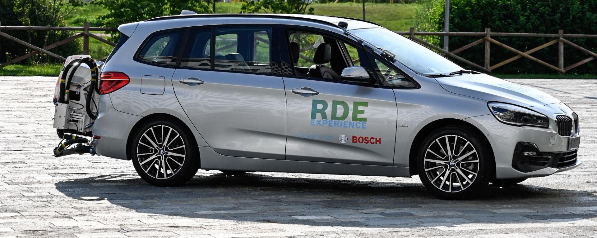 Bosch RDE Experience, come funzionano i test di omologazione