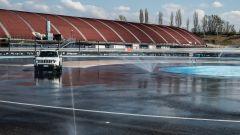 Bosch TEC: il corso di guida sicura lo fai con la tua auto - Immagine: 1