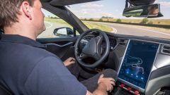 Bosch presenta frenata e sterzo ridondanti per le auto a guida autonoma