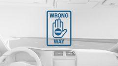 Bosch wrong-way driver