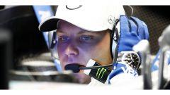 Bottas debutterà nei rally in Lapponia su una Fiesta WRC