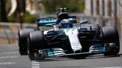 Bottas - qualifiche F1 2017 GP Monaco