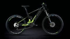Bottecchia BE35 EVO nera e verde