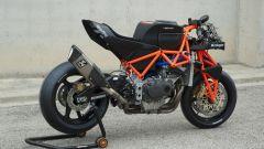Bottpower Morlaco, una superbike stampata in 3D! - Immagine: 3