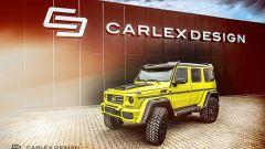 Brabus G500 4x4² by Carlex, è ancora più personalizzato