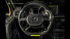 Brabus G500 4x4² by Carlex, il volante