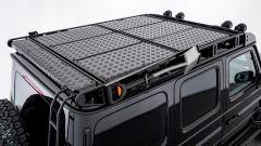 Brabus Mercedes Classe G: dettaglio del tetto