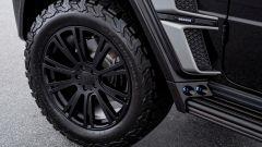 Brabus Mercedes Classe G: dettaglio pneumatico
