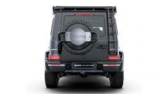 Brabus Mercedes Classe G: il posteriore