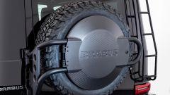Brabus Mercedes Classe G: pneumatico posteriore