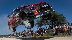 Breen e la sua Citroen C3 WRC