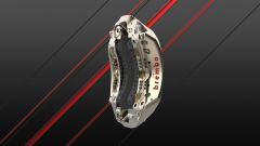 Brembo Caliper F1 2021 (Caliper and Carbon Pads)