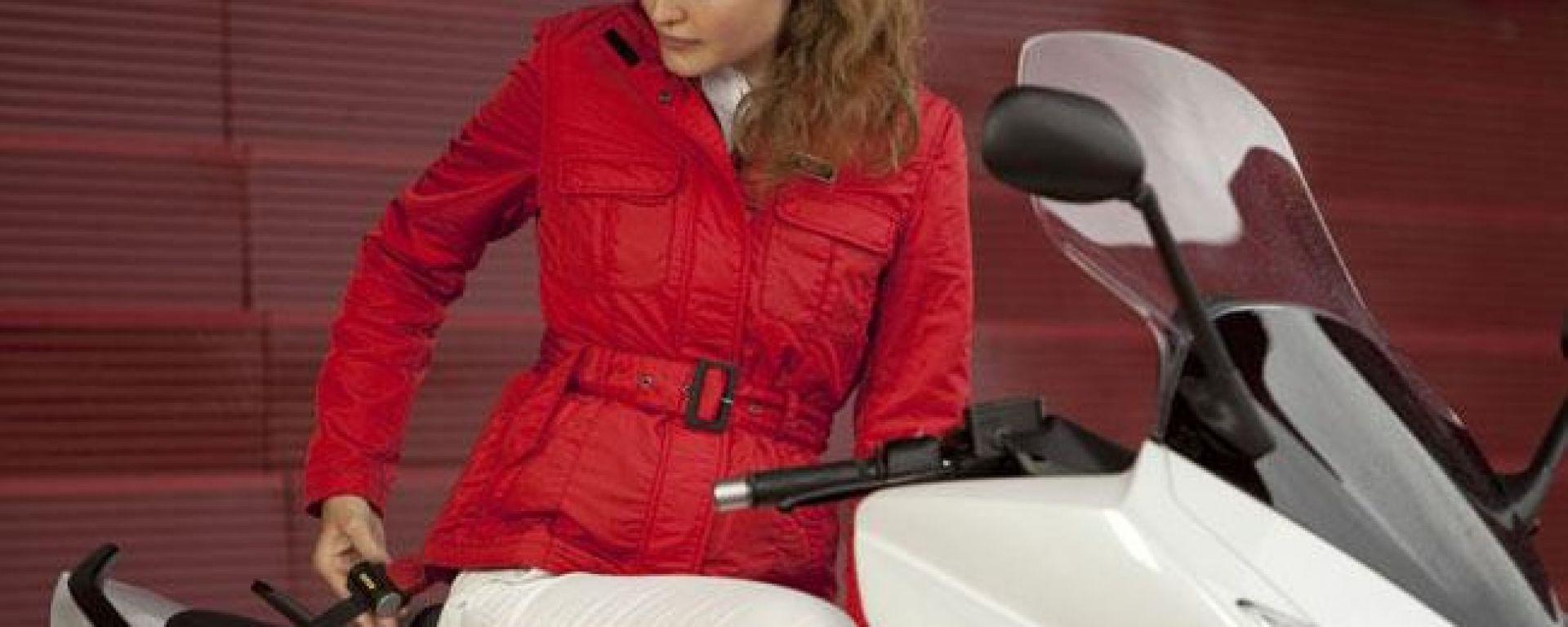 Brembo: la giacca è assicurata