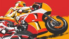Brembo, lunghezza frenata Honda su Ducati, MotoGP