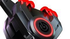 Brembo, il concept della pinza freno moto con Led colorati