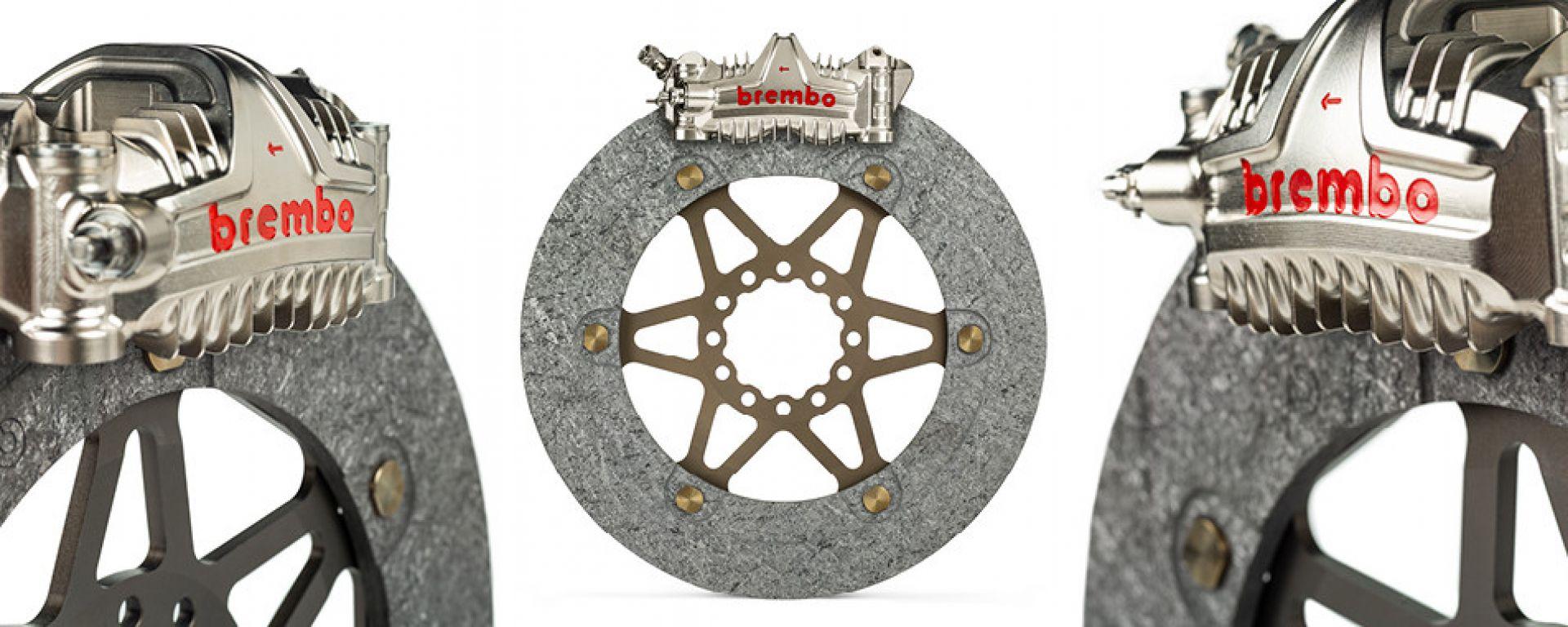 Brembo nuovi caliper MotoGP 2020