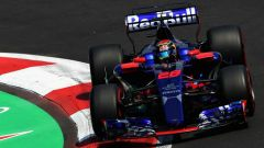 Brendon Hartley in azione