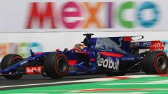 Brendon Hartley sulla STR12
